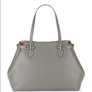 100% Leather Tote